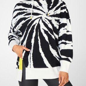 Fabletics Jasmine Side Slit Pullover